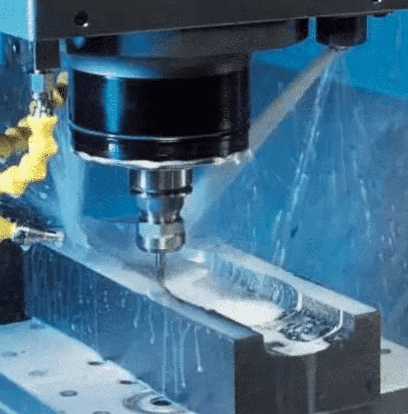The Collection of CNC Machining Programming Experience 1