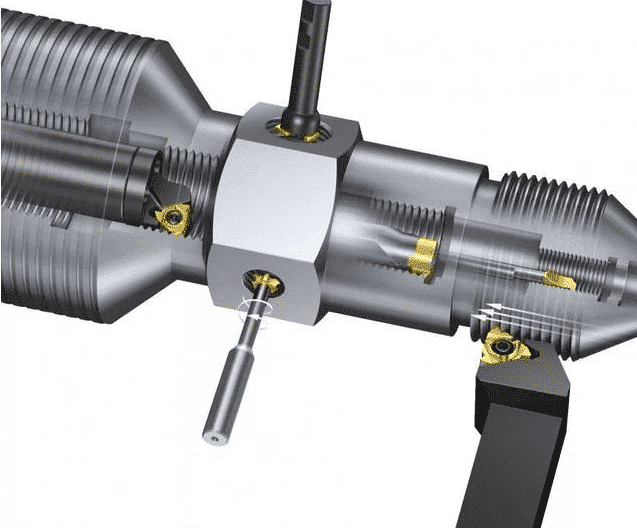 When should thread milling process is preferred over taps? 1