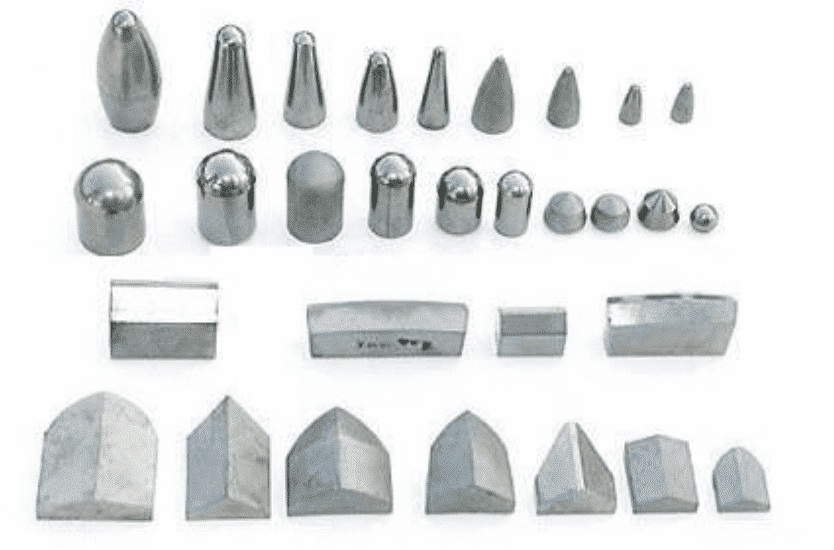 Features And Preparation Of Tungsten Carbide Mining Tool 1
