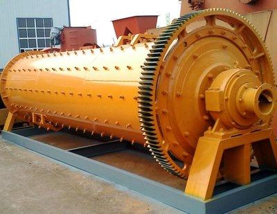 The working principleof ball mill 1