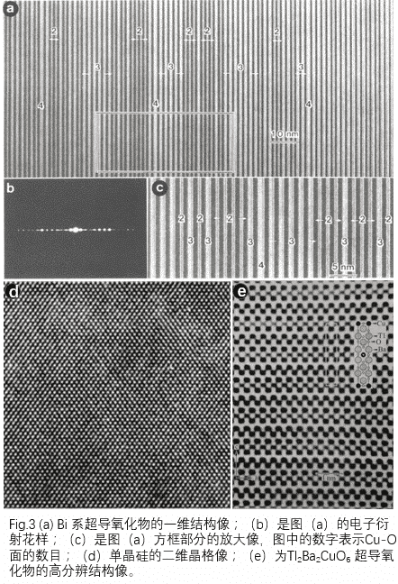 Raiders about interpret high-resolution electron micrographs come! 4