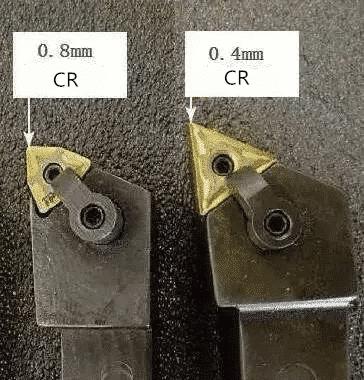 Why Turning Tool's Corner Radius or Edge Radius so Critical? 8