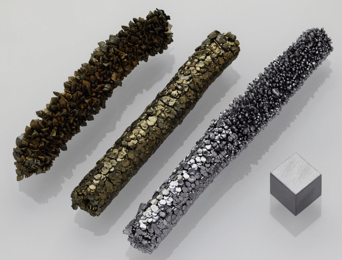 The Straightforward and Informative Intro about Common Elements Added into Alloy Steel 5