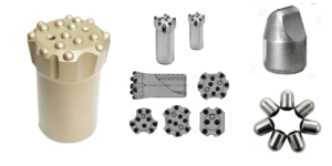 Carbide Button Bits 12