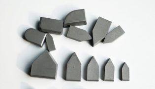 Tungsten Carbide Brazed Tips 4