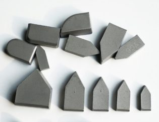 Tungsten Carbide Brazed Tips 6