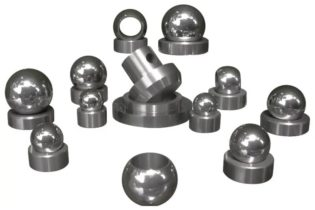 Tungsten Carbide Valve Seats&Ball 2