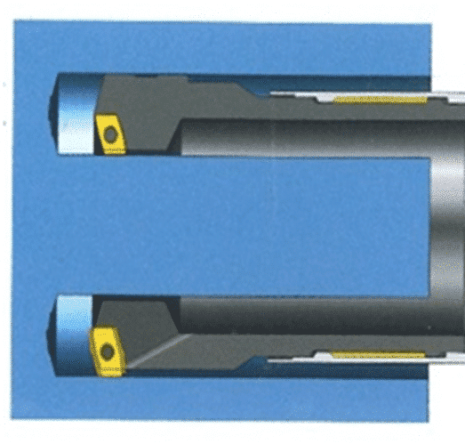 Development and Application of Deep Hole Drill with Internal Chip Removal 9