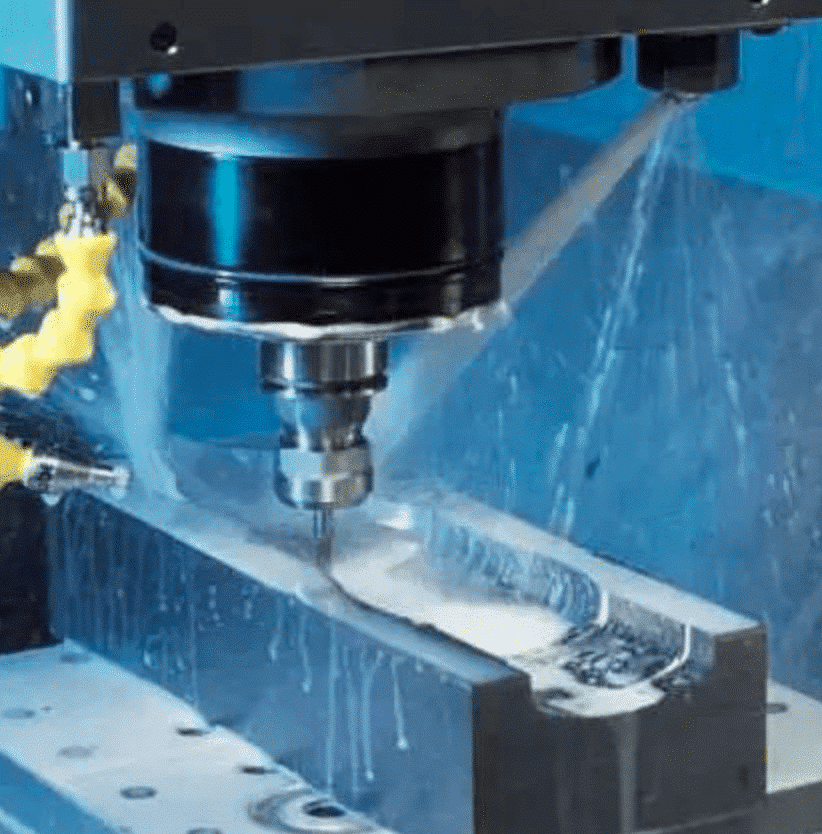The Collection of CNC Machining Programming Experience 3