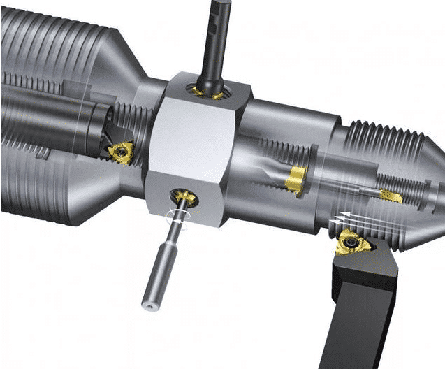 When should thread milling process is preferred over taps? 2