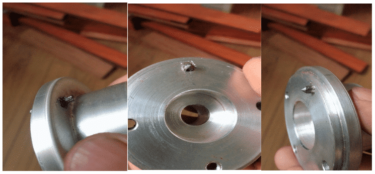 When should thread milling process is preferred over taps? 4
