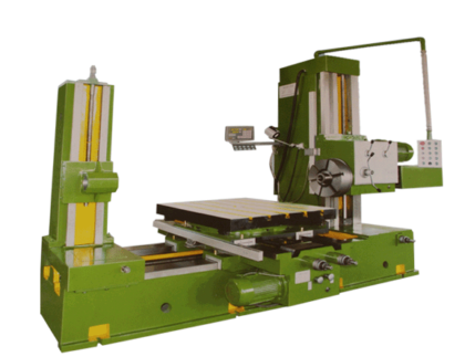Features of Various Traditional Machining Centres 10