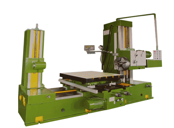 Features of Various Traditional Machining Centres 1