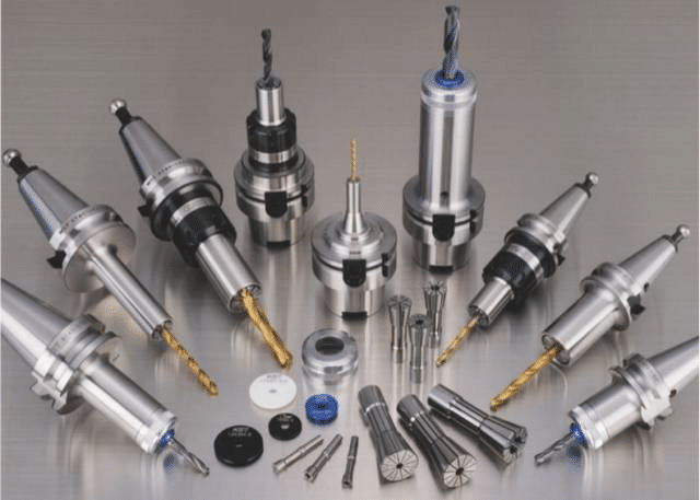 Do You Know What Different Toolholders are Available in CNC Machining Center? 1