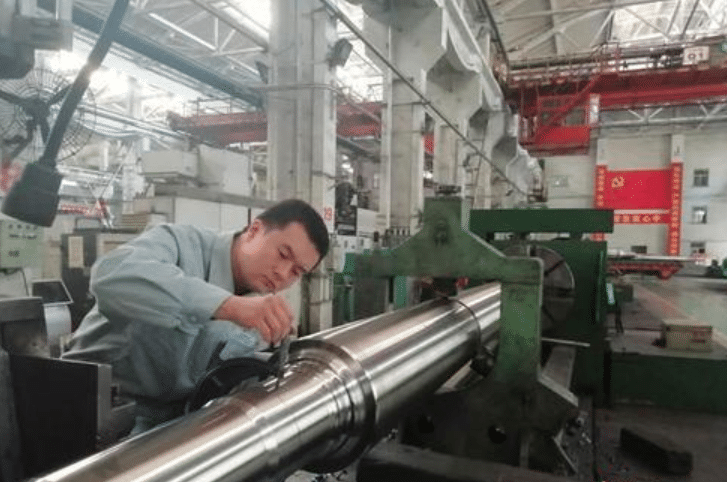 What is the Standard Way to Machining a Steel Roller 1