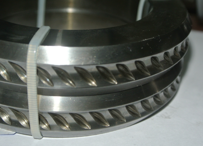 Precautions for Installation of Cemented Carbide Roll 2