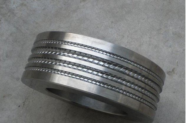 Precautions for Installation of Cemented Carbide Roll 3