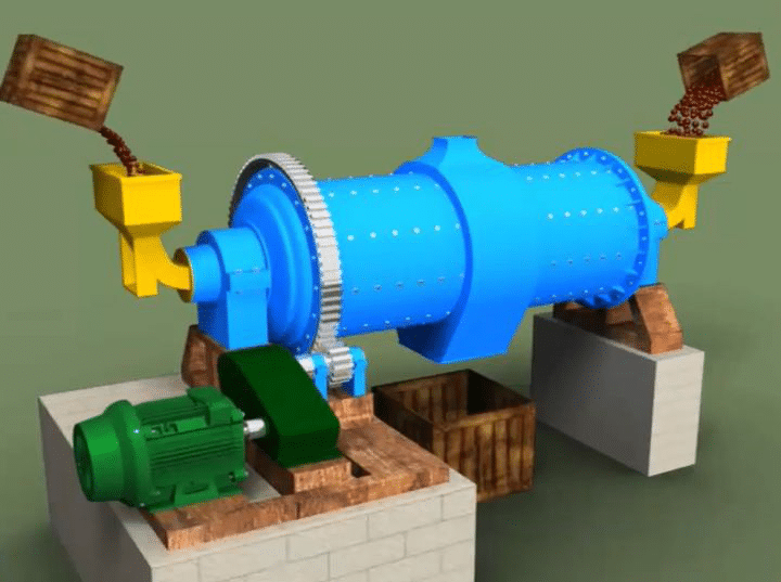 What does Ball Mill Do? 1