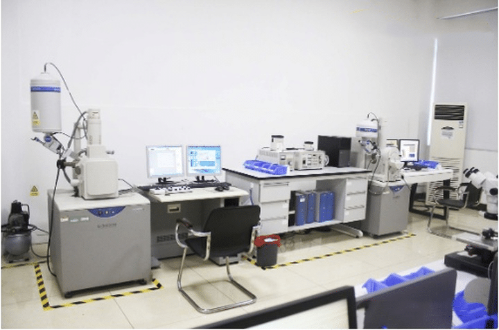 What is X-ray Energy Spectrometer for Metallographic Analysis(EDS) 1