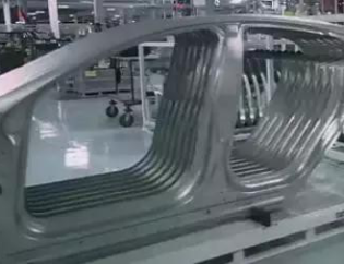 Aluminum alloy in Automobile car industry 7