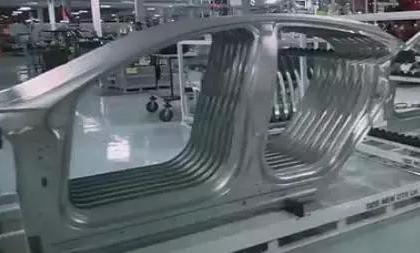 Aluminum alloy in Automobile car industry 4