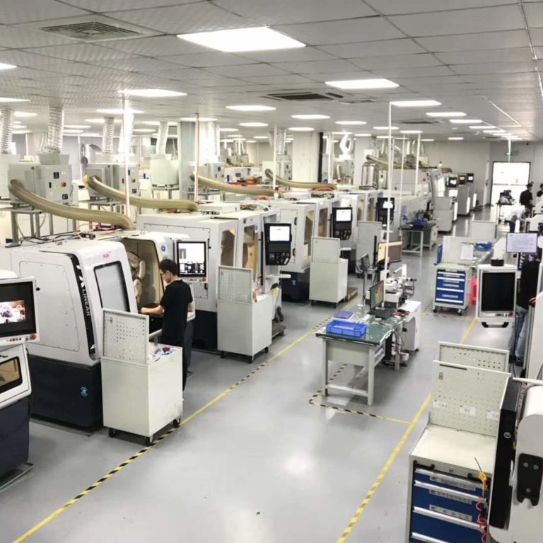 Rectificadoras CNC
